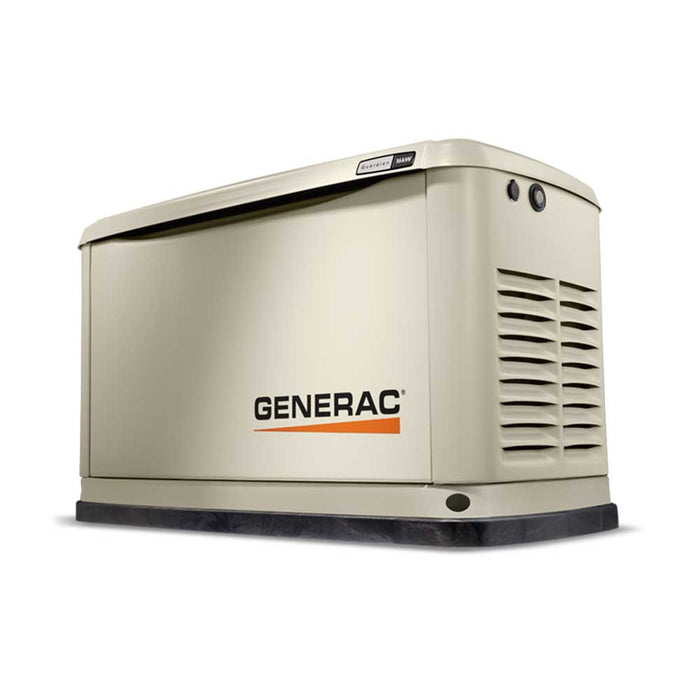 Generac 7226 18KW Guardian Aluminum Home Backup Generator w/ Wi-Fi Connectivty