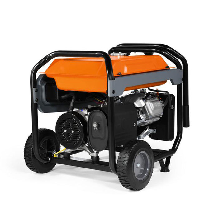 Generac 7676 8000W 120/240V GP8000E Gasoline Powered Portable Generator