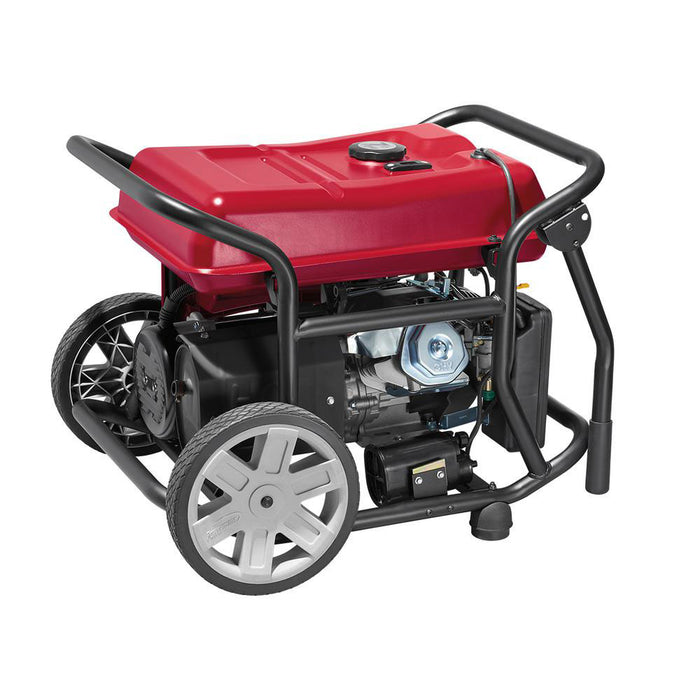 PowerMate PMC145500.01 5500W 120/240V CX5500 Gasoline Powered Portable Generator