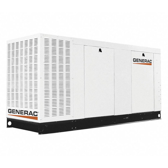 Generac QT07068ANAC 70kW 120/240V Single Phase Natural Gas Standby Generator