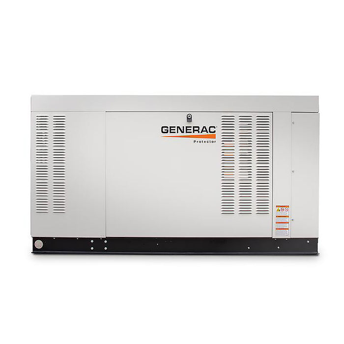Generac RG04845ANAX 48kW Protector Standby Generator