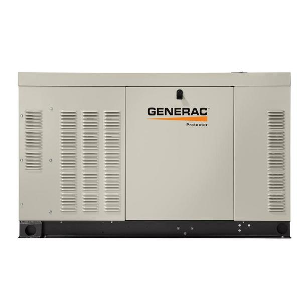 Generac RG06024ANAX 60kW 120/240 Volt Natural Gas Automatic Standby Generator