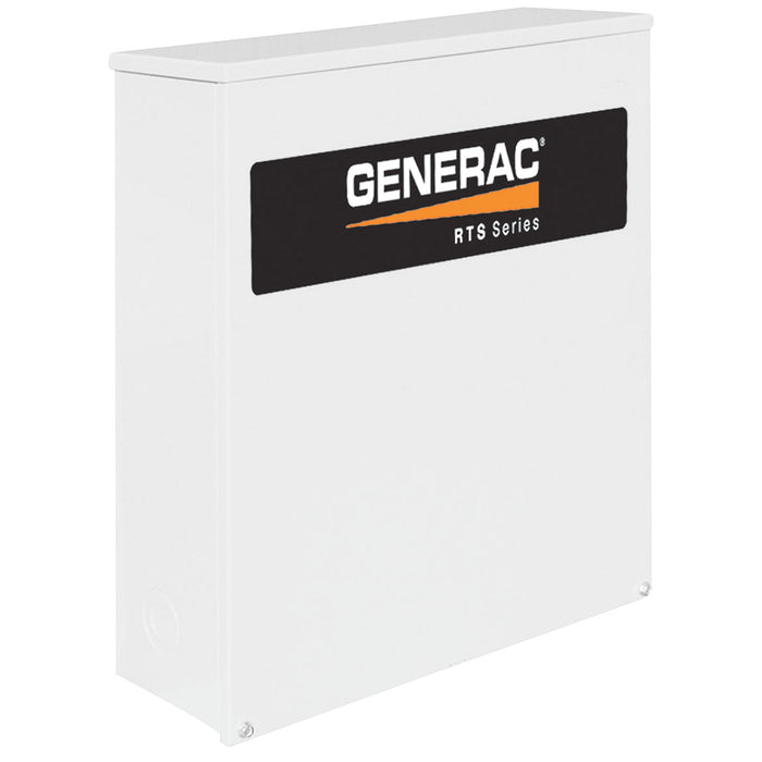 Generac GNC-RTSN100J3 Guardian 100-Amp Fully Automatic Transfer Switch 120/240V