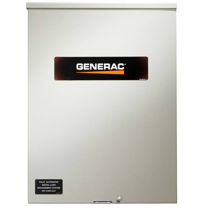 Generac GNC-RTST150A3 120/240 150-Amp 1-Phase Auto Transfer Smart Switch