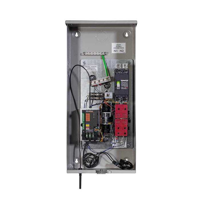 Generac RXEMW200A3 200 Amp PWRView Automatic Transfer Switch w/NEMA 3R Enclosure