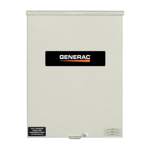 Generac RXSW200A3 200-Amp 240-Volt Single-Phase Automatic Transfer Switch