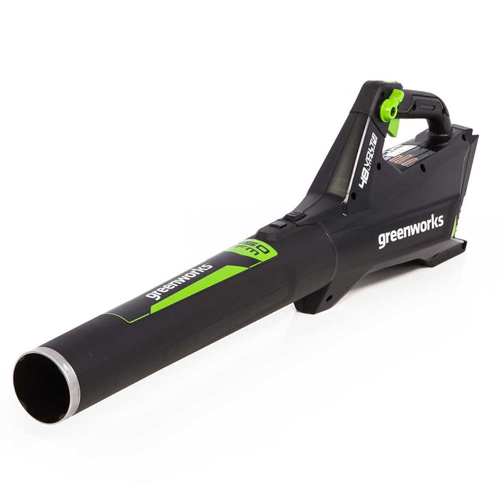 GreenWorks Commercial 48B450 48V 450 CFM Cordless Brushless Leaf Blower Kit