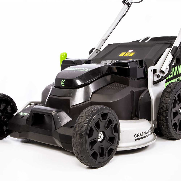 GreenWorks Commercial GMS250 82V 25'' Brushless Self-Propelled Mower - Bare Tool