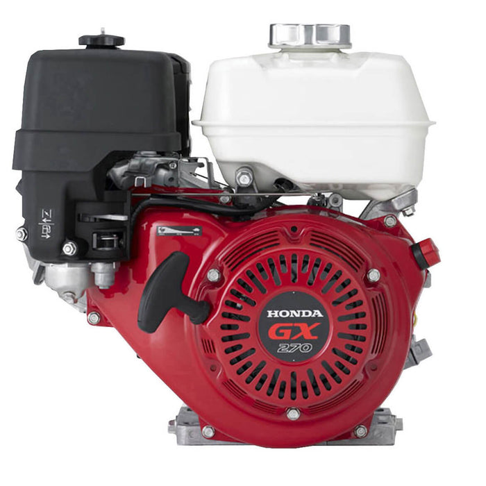 Honda GX270UT2QA2 270cc 8.5-Hp Q-Type PTO HP GX Horizontal Gas Powered Engine