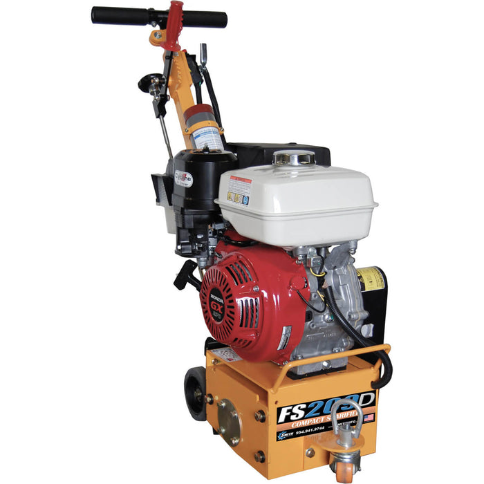 Honda GX270UT2QAE2 270cc 8.5-Hp Q-Type PTO HP GX Horizontal Gas Powered Engine