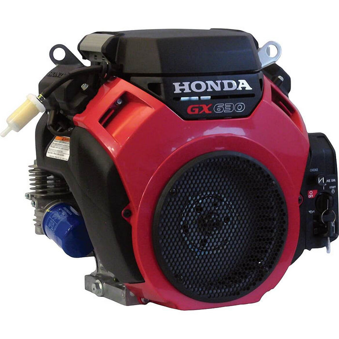 Honda GX630RHQZB3 688cc 20.8-Hp PTO Shaft OHV V-Twin Horizontal Gas Powered Engine