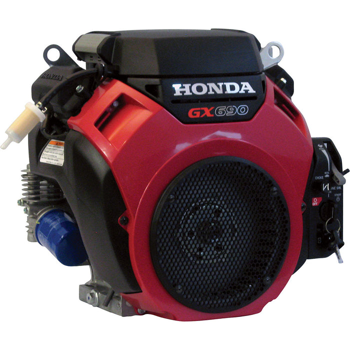 Honda GX690RHTAF 688cc 22.1-Hp OHV Engine w/ Electric Start - Scratch and Dent