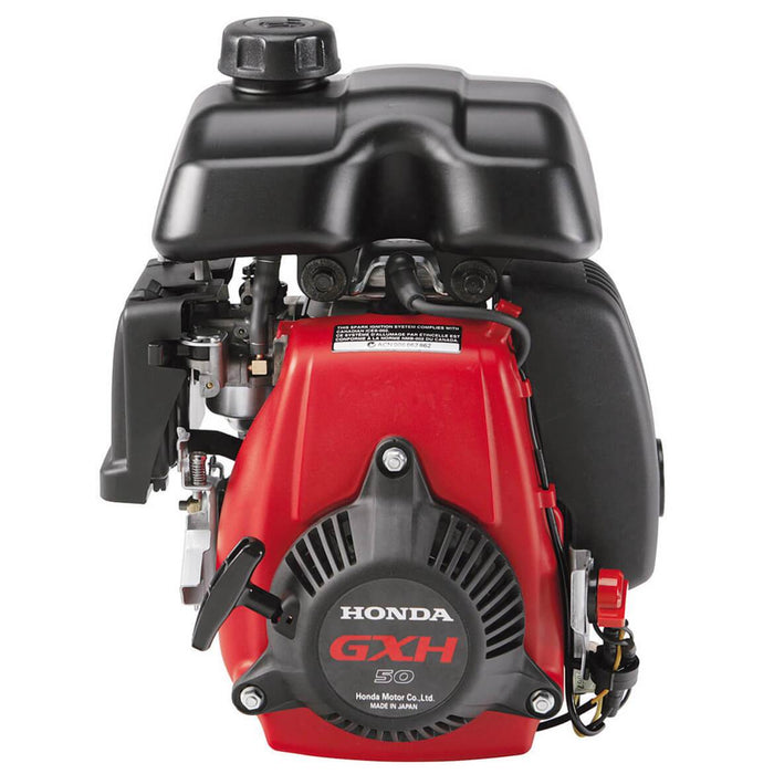 Honda GXH50UQXA 50cc 2.5-Hp 4-Stroke Horizontal OHV Mini Gas Powered Engine - Scratch And Dent