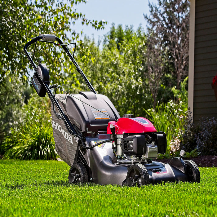 Honda HRN216VLA 21 in 170cc 3-in-1 Self Propelled Gas Lawn Mower w/Clip Director