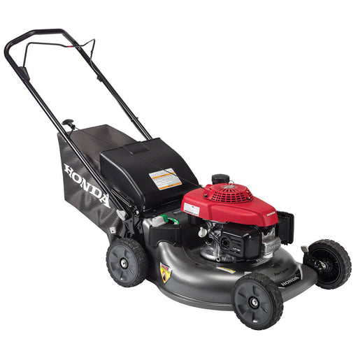 Honda HRR216PKA 21-Inch 3-in-1 Push Lawn Mower w/ Auto Choke and Twin Blade