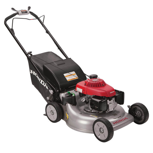 Honda HRR216VKA 21-Inch 3-in-1 Self Propelled Smart Drive Lawn Mower w/ Auto Choke