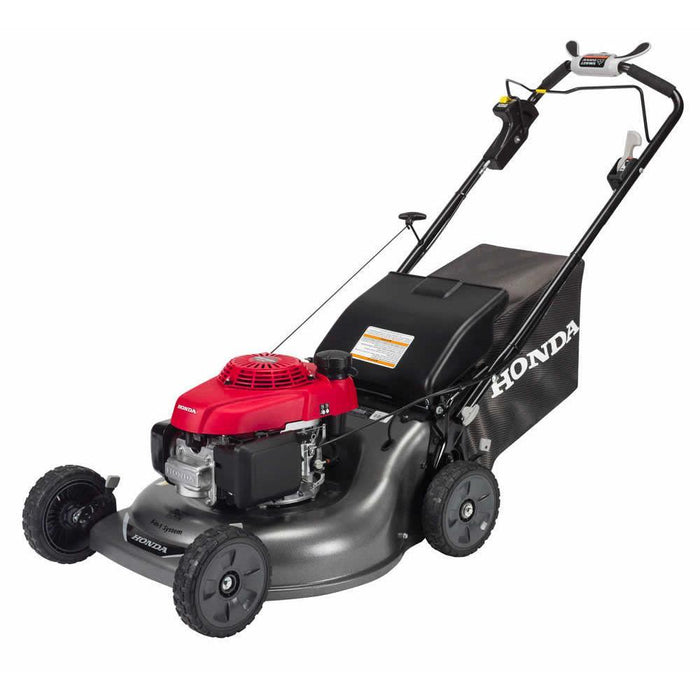 Honda HRR216VYA 21-Inch 3-in-1 Recoil Electric Start Lawn Twin Blade Lawn Mower - Reconditioned