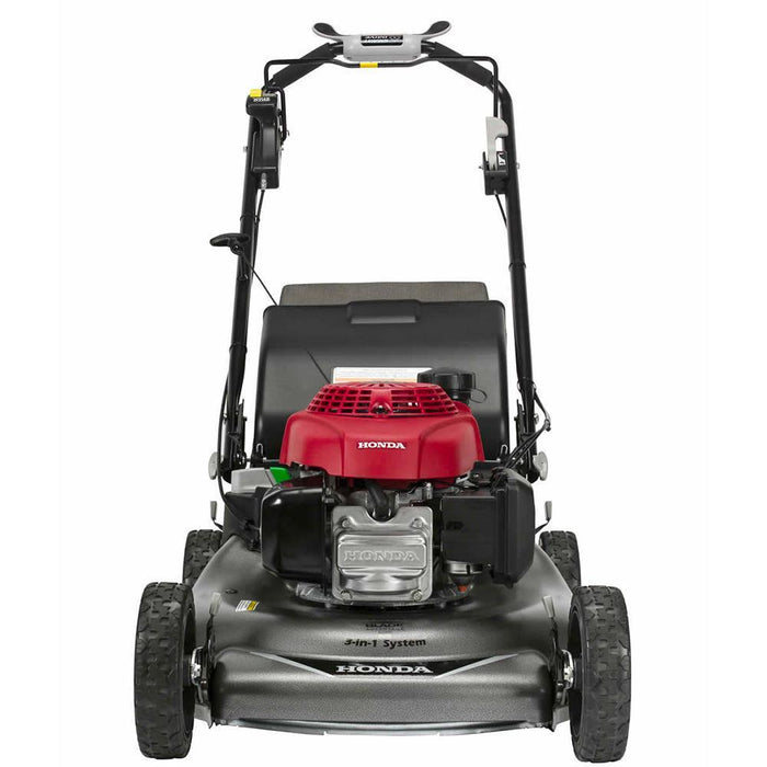"Honda HRR216VYA 21"" 3-in-1 Self Propelled Twin Blade Mulching Lawn Mower - Reconditioned"