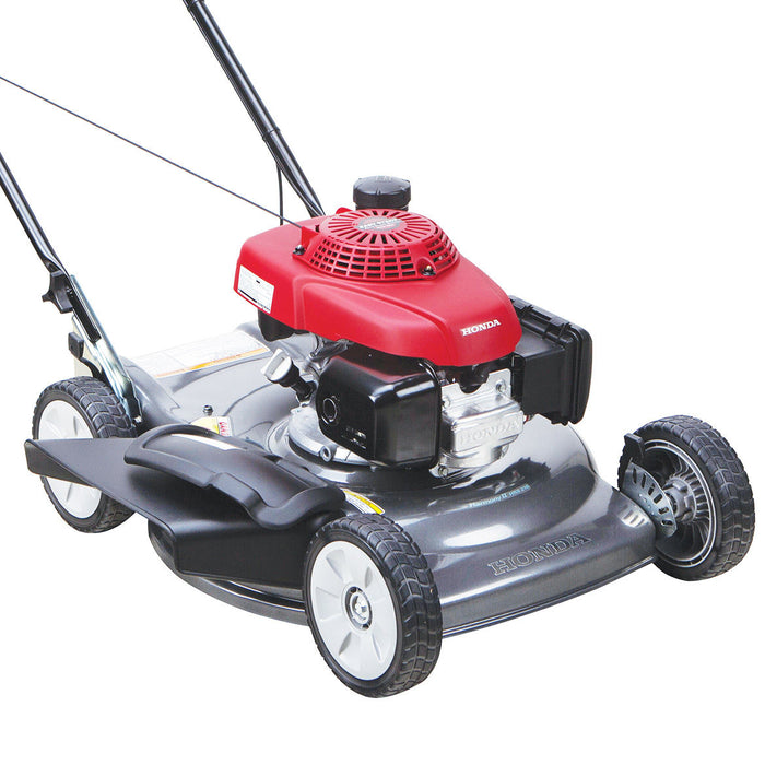 Honda HRS2166VKA 21 Inch Side Discharge Gas Self Propelled Lawn Mower Lawn  Mower