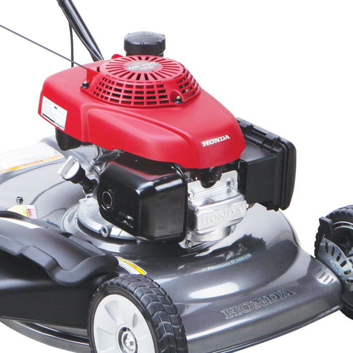 Honda HRS2166VKA 21-Inch Side Discharge Gas Self Propelled Lawn Mower Lawn Mower