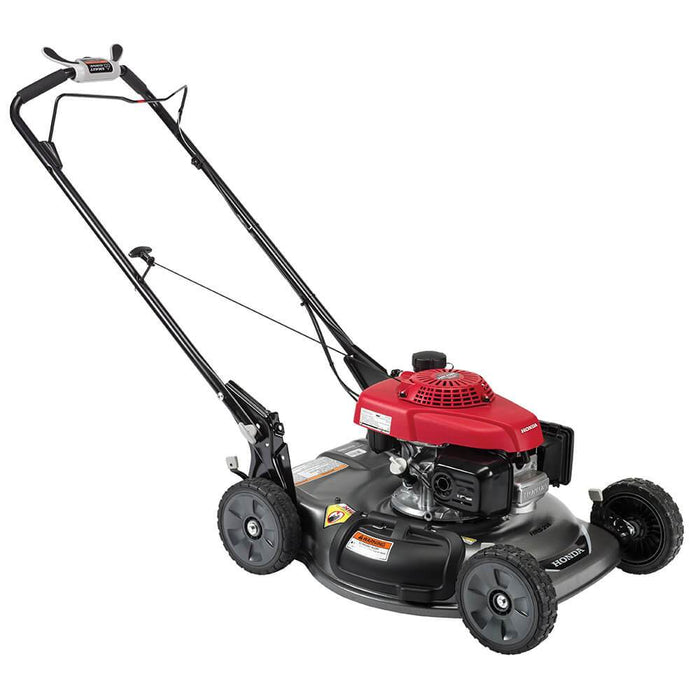 "Honda HRS216VKA 21"" 2-in-1 Self Propelled Side Discharge Mulching Lawn Mower"