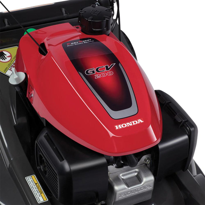 "Honda HRX217VLA 21"" 4-in-1 Versamow Electric Start Self-Propelled Lawn Mower - Reconditioned"