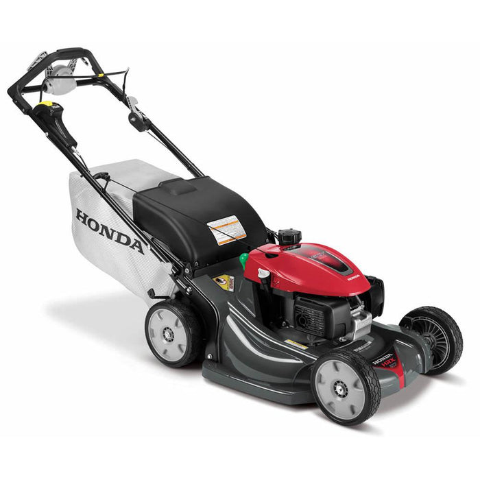 "Honda HRX217VYA 21"" 4-in-1 Versamow Self-Propelled MicroCut Lawn Mower - Scratch and Dent"