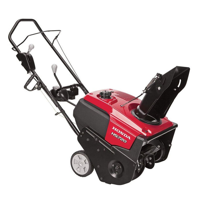 Honda HS720AS 190cc 20-Inch 4-Cycle Electric Start Chute Control Snow Blower - Scratch and Dent