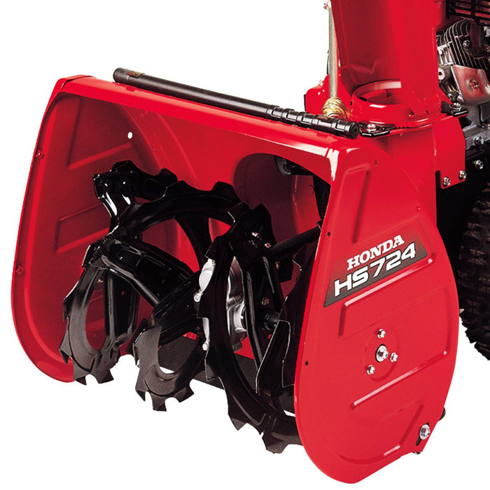 "Honda HS724WA 24"" Self Propelled Hydrostatic Snowblower - Scratch and Dent"