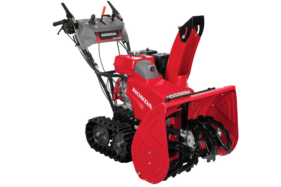 "Honda HS928TAS 28"" 270cc Two Stage Track Drive Snow Blower - Scratch and Dent"