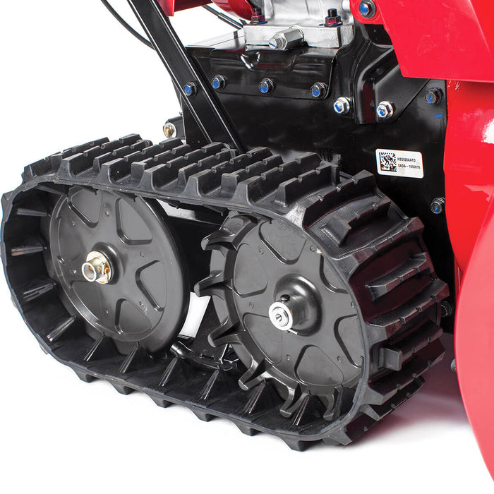 Honda HSS928AATD 270cc 28-Inch 2-Stage Track Drive Electric Start Snow Blower
