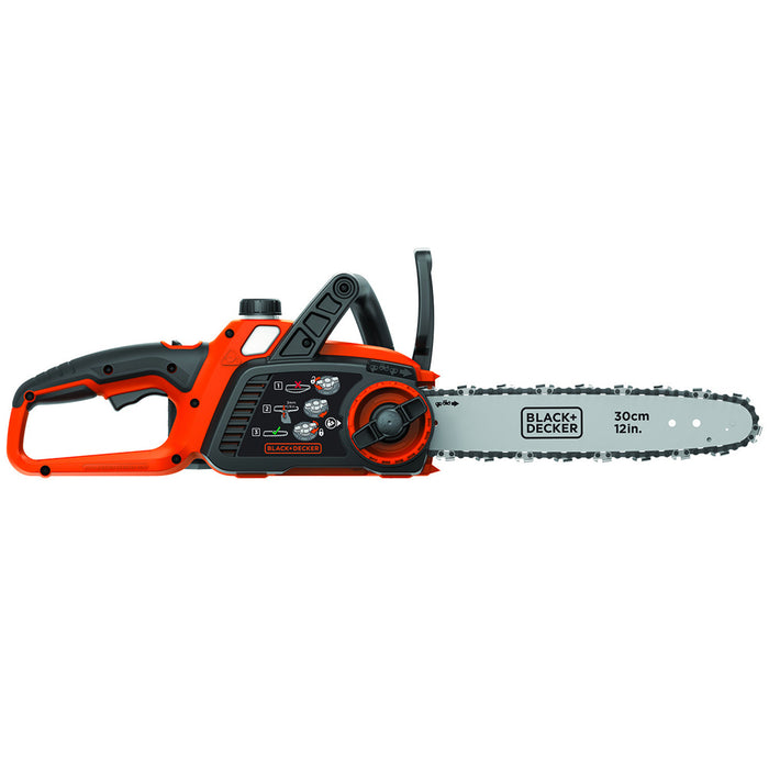 Black and Decker LCS1240 12-Inch 40-Volt Tool-Free Cordless Chainsaw