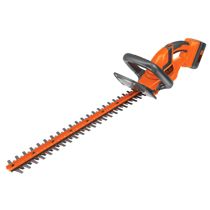 Black and Decker LHT2240C 40-Volt 22-Inch MAX Lithium-Ion Electric Hedge Trimmer