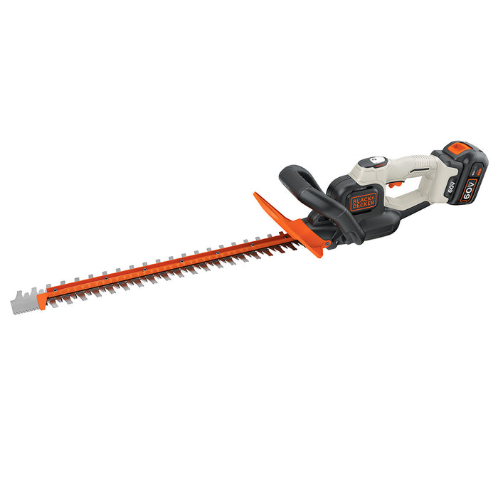 Black and Decker LHT360CFF 60-Volt 24-Inch POWERCUT Lithium-Ion Hedge Trimmer