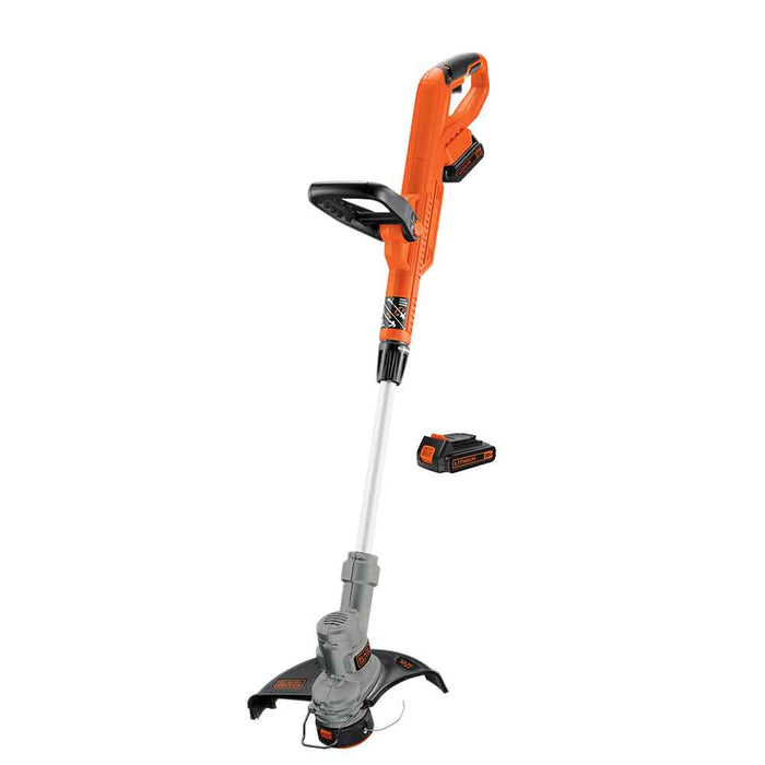 "Black and Decker LST320C 20V MAX 12"" Cordless Lightweight String Trimmer/Edger"
