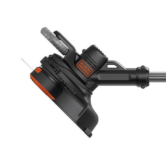 Head unit of the Black and Decker LST522 String Trimmer