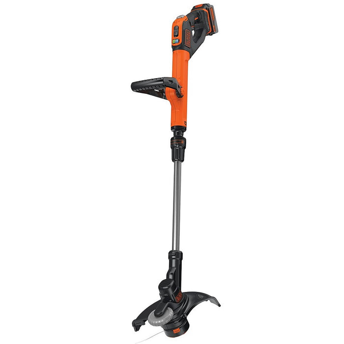 Front view of the Black and Decker LSTE523 String Trimmer