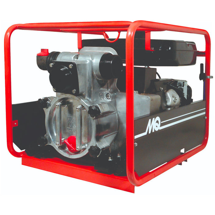 Multiquip QP3THX 3-Inch 396-Gpm 7.9-Hp Steel Frame Gasoline Trash Water Pump