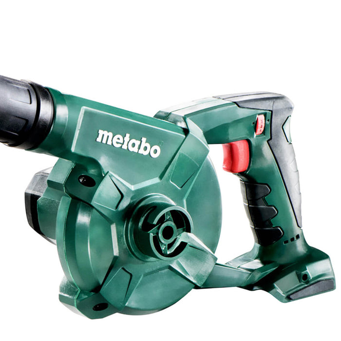 Metabo 602242850 18-Volt 20-Inch 3-Speed Lithium-Ion Cordless Blower - Bare Tool