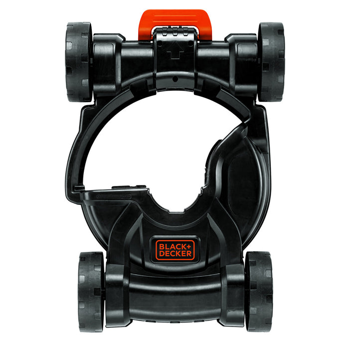 Bottom view of the Black and Decker MTD100