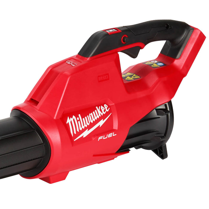 Milwaukee 2724-80 M18 FUEL 18V 450-Cfm Cordless Leaf Blower - Bare, Recon