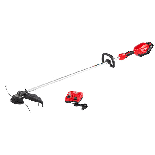 Milwaukee M18 2725-81HD 18-Volt FUEL 9.0Ah String Trimmer - Reconditioned