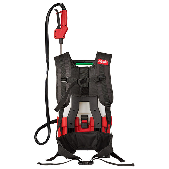 Milwaukee 2820-21PS 18 Volt 4 Gallon Switch Tank Backpack Sprayer Kit