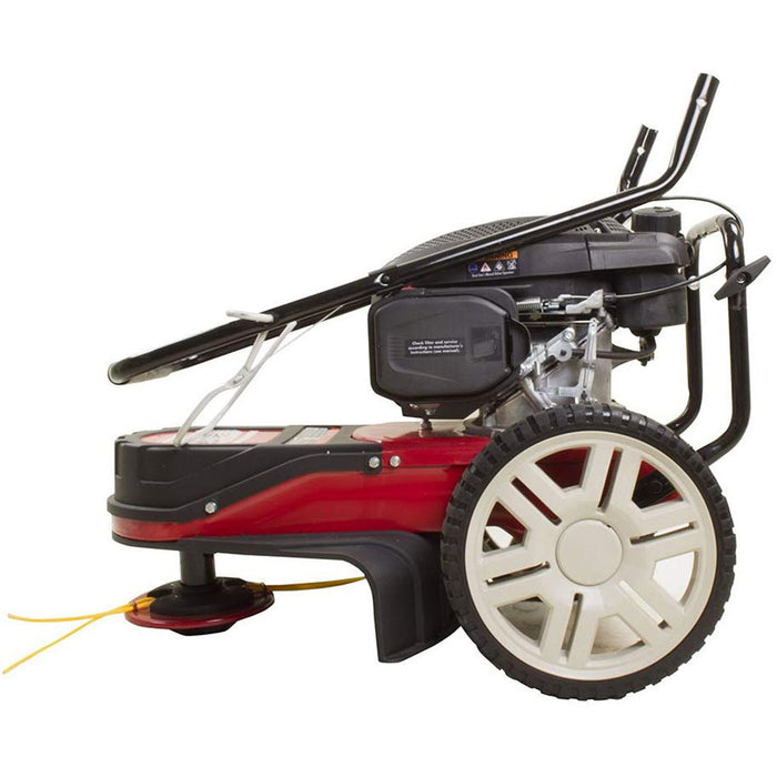 "Southland SWFT15022 22"" 150cc 4 Stroke OHV Engine Field Trimmer w/ 12"" Wheels"