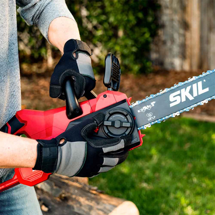 "Skil CS4555-10 40V PWRCore 14"" Cordless Brushless Chainsaw Kit"