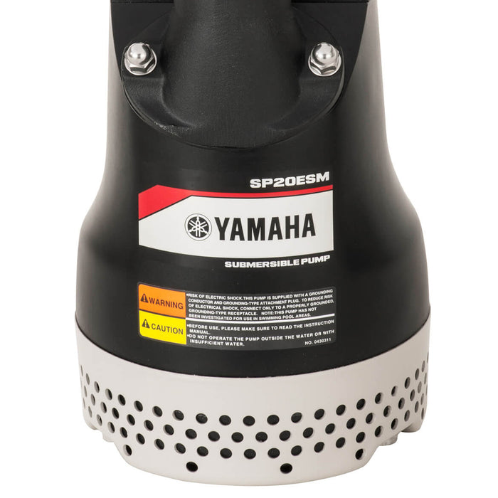 Yamaha SP20ESM 1/2-Hp 68-Gpm Electric Dewatering Submersible Pump