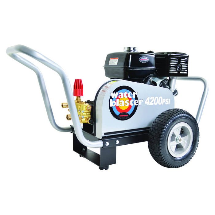 Simpson WB4200 4,200-Psi 3.5-Gpm Cold Water Blaster Gas Powered Pressure Washer