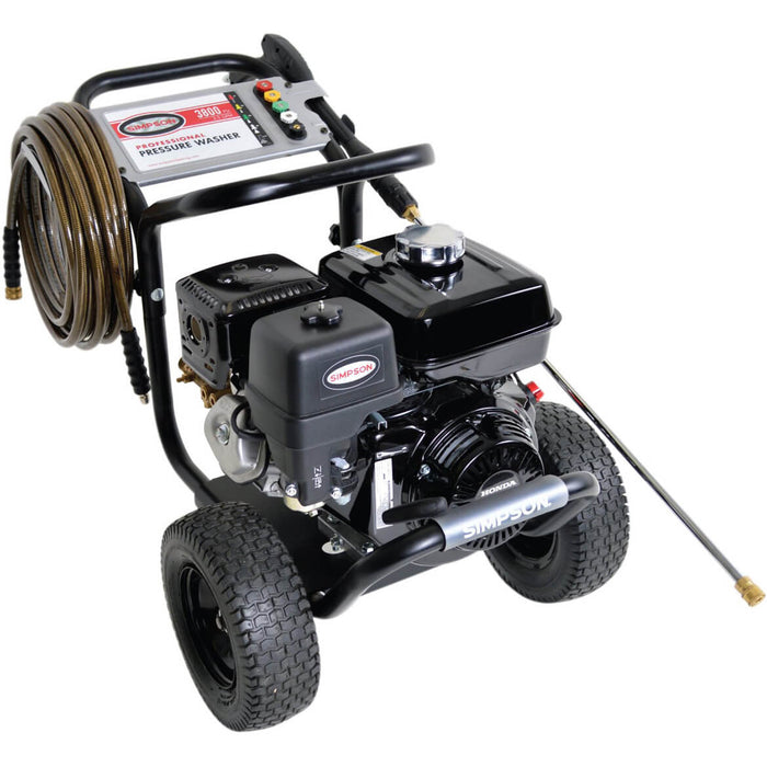 Simpson PS3835 3,800-Psi 3.5-Gpm Cold Water Gas PowerShot Pressure Washer