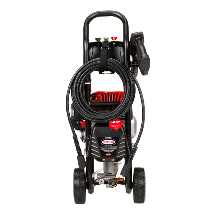 Simpson 60972 2400 Psi 2.0 Gpm Gas Powered Clean Machine Pressure Washer
