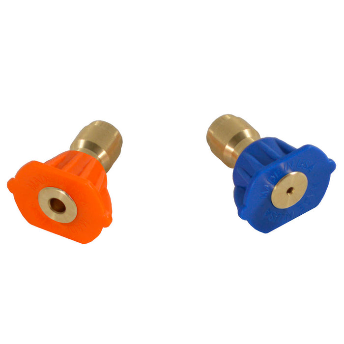 Simpson 80177 5000 Psi Replacement Second Story Quick Connect Nozzles